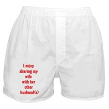 Cool Poly Boxer Shorts