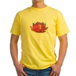 Namasté Yellow T-Shirt