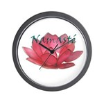 Namast Wall Clock