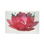 Namasté Rectangle Magnet (100 pack)