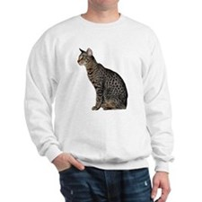 Savannah Cat Sweatshirt