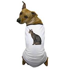 Savannah Cat Dog T-Shirt