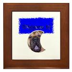 DOG GONE IT! Framed Tile