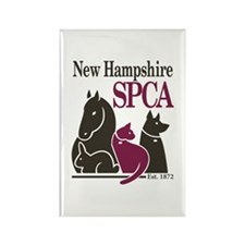NHSPCA Rectangle Magnet (100 pack)