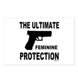 GUNS/FIREARMS Postcards (Package of 8)