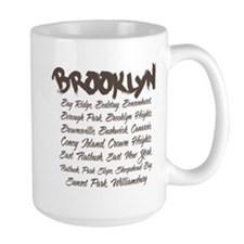 Brooklyn Hoods Mug