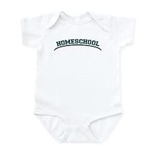 Homeschool Infant Bodysuit
