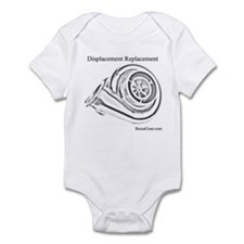 Displacement Replacement - Racing Infant Bodysuit