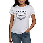 Air Force Nephew Defending Women's T-Shirt