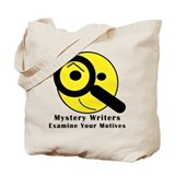 Mystery Writer Tote Bag