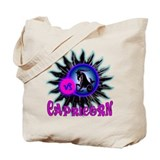 Capricorn darkstar Tote Bag