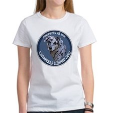 catahoula pawperty Tee