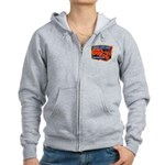 Cherokee County Anti-Drug Women's Zip Hoodie