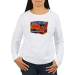 Cherokee County Anti-Drug Women's Long Sleeve T-Sh