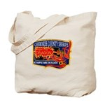 Cherokee County Anti-Drug Tote Bag