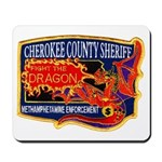 Cherokee County Anti-Drug Mousepad