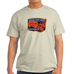 Cherokee County Anti-Drug Light T-Shirt