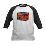 Cherokee County Anti-Drug Kids Baseball Jersey