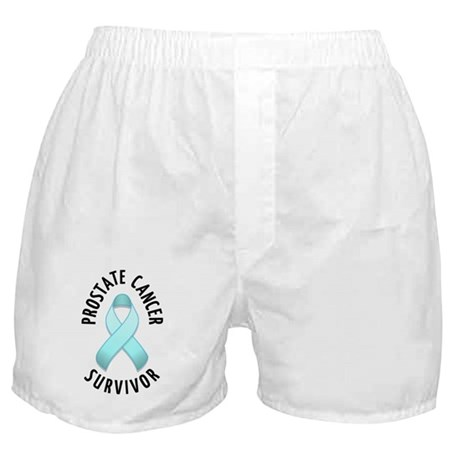 Prostate Cancer Survivor Boxer Shorts
