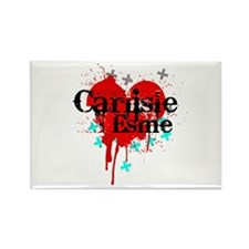 Carlisle & Esme Rectangle Magnet (10 pack)