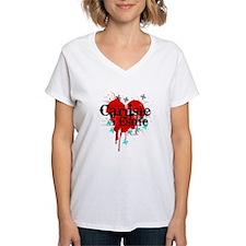 Carlisle & Esme Women's V-Neck T-Shirt