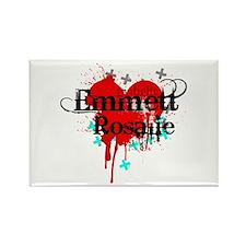 Emmett & Rosalie Rectangle Magnet
