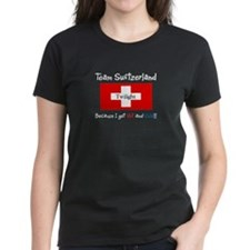 Team Switzerland MP Tee