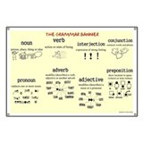 The Grammar Banner