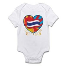 Thai Heart Infant Bodysuit