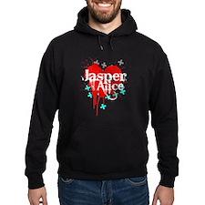 Jasper & Alice Hoodie (dark)