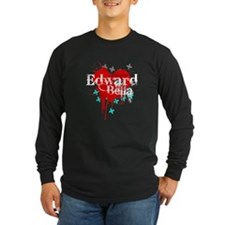Edward & Bella Long Sleeve Dark T-Shirt