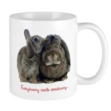 Everybunny needs somebunny Mug