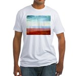 Colour Fitted T-Shirt