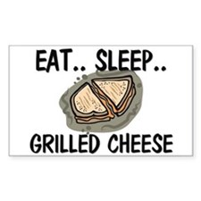 Eat ... Sleep ... GRILLED CHEESE Decal