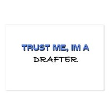 Trust Me I'm a Drafter Postcards (Package of 8)