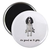 Good Springer Spaniel Magnet
