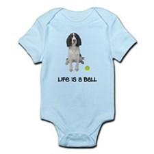Springer Spaniel Life Infant Bodysuit