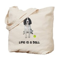 Springer Spaniel Life Tote Bag