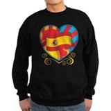 Spanish Heart Sweatshirt