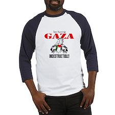 Gaza indestructible Baseball Jersey