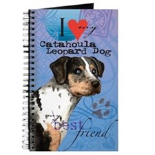 Catahoula Leopard Dog Journal