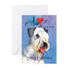 Cesky Terrier Greeting Card