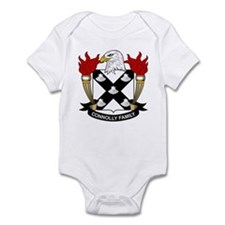 Connolly Family Crest Infant Bodysuit