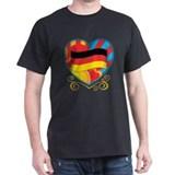 German Heart T-Shirt