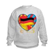 German Heart Sweatshirt