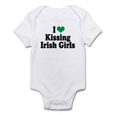 Kissing Irish Girls Onesie