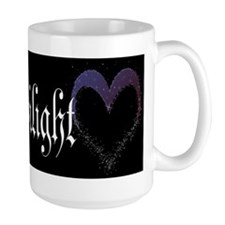 Twilight Sparkle Heart Mug