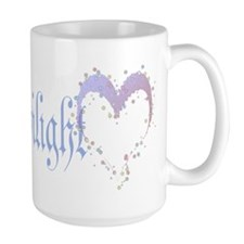 Twilight Sparkle Heart Coffee Mug