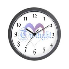 Twilight Sparkle Heart Wall Clock