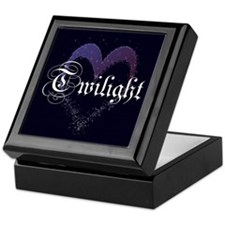 Twilight Sparkle Heart Keepsake Box